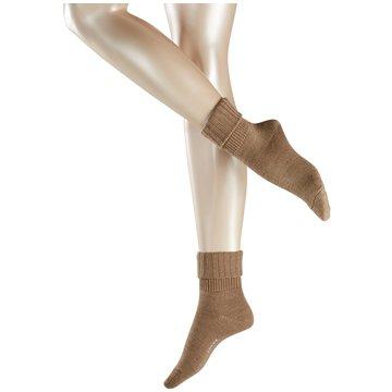 Falke Socken & Strumpfhosen braun