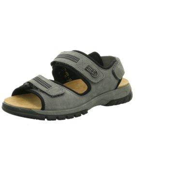 Waldläufer Sandale grau