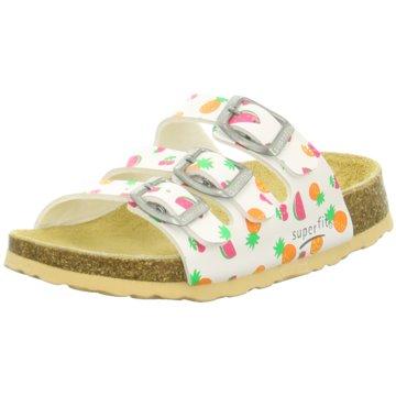 Legero Offene Schuhe weiß