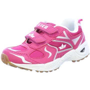 Geka Klettschuh pink