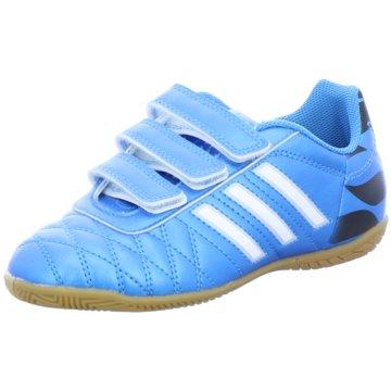 Geka Trainings- und Hallenschuh blau