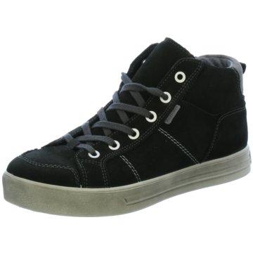 Ricosta Sneaker HighFranjo schwarz
