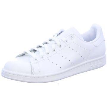 adidas Sneaker LowSTAN SMITH - S75104 weiß