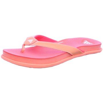 adidas zehentrenner pink
