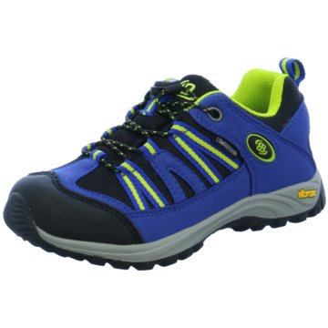 Geka Wander- & BergschuhSneaker blau