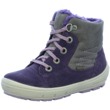 Superfit Winterboot lila