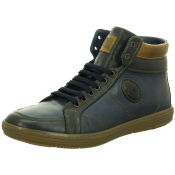 GALIZIO TORRESI Sneaker High blau