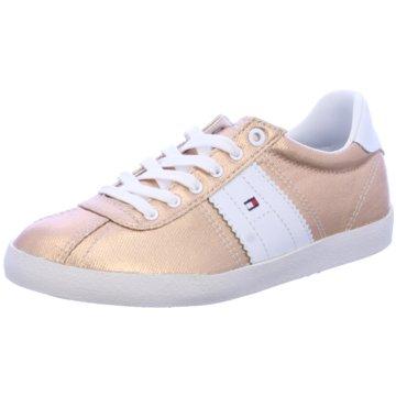Tommy Hilfiger Sneaker gold