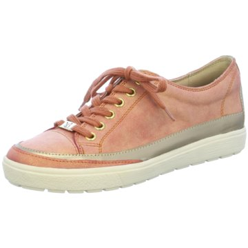 Caprice Sneaker Low lachs