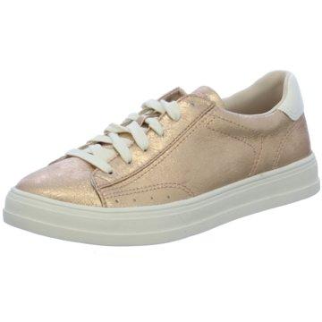 Esprit Sneaker Low gold
