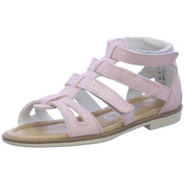 Vado Offene Schuhe rosa
