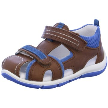 Superfit Sandale braun