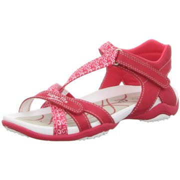 Legero Offene Schuhe rot