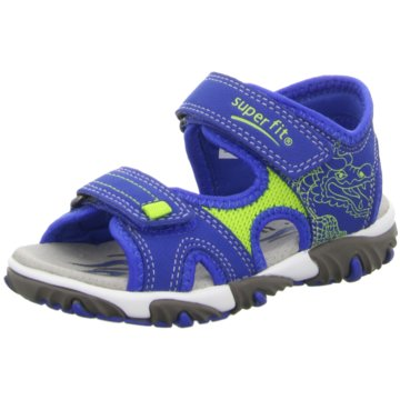 Superfit Offene SchuheMike 2 Weite:M blau