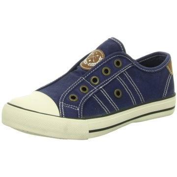 Softwaves Sneaker Low blau