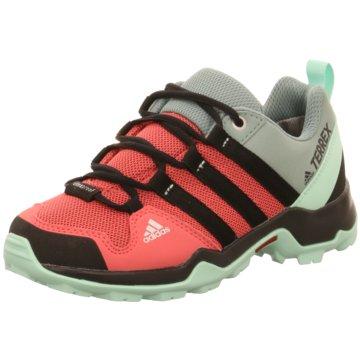 adidas Wander- & BergschuhTerrex AX 2R CP Kinder Outdoorschuhe rot blau rot