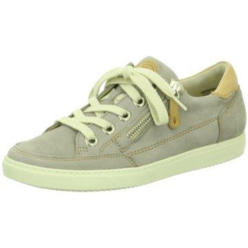 Paul Green Sneaker LowGlattleder grau