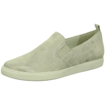 Paul Green Sportlicher Slipper grau