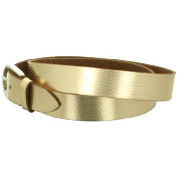 Vanzetti Gürtel gold