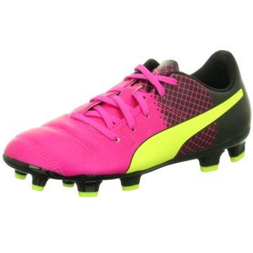 Puma Fußballschuh pink