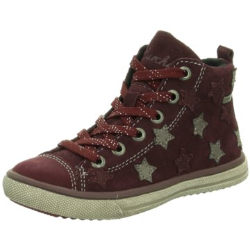 Salamander Sneaker HighStarlet WMS: M rot