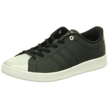 adidas Sneaker LowAdvantage Clean QT Women schwarz