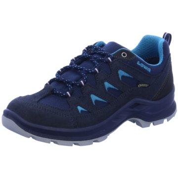 LOWA TrekkingschuheLEVANTE GTX® LO Ws blau