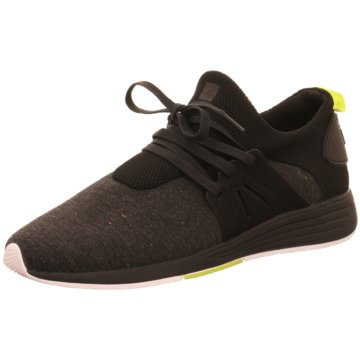 Project Delray Sneaker Low schwarz