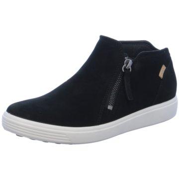 Eccolet Sneaker High schwarz