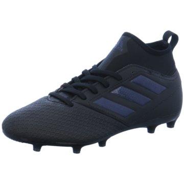 adidas FußballschuhACE 17.3 FG Kinder Fußballschuhe Nocken schwarz schwarz