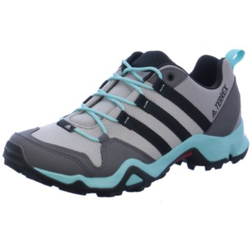 adidas Outdoor SchuhTerrex AX 2R Damen Outdoorschuhe Trail Running grau blau grau