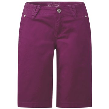Street One Shorts lila