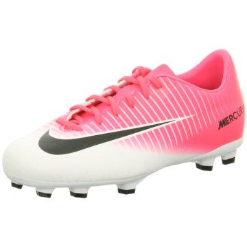 Nike Fußballschuh rosa