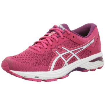 asics RunningGT-1000 6 Damen Laufschuhe Running pink pink