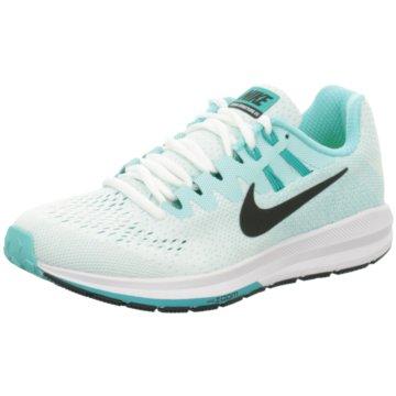 Nike RunningAir Zoom Structure 20 Damen Laufschuhe Running weiß Jade grün