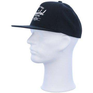Herschel Hüte & Mützen schwarz