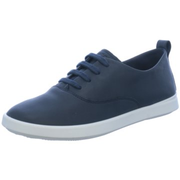 Ecco Sneaker LowLeisure blau