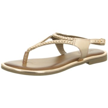 Inuovo Top Trends Sandaletten gold