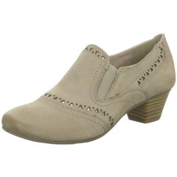 Jana Ankle Boot beige