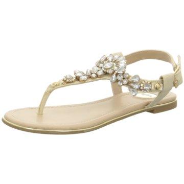 Buffalo Top Trends Sandaletten beige