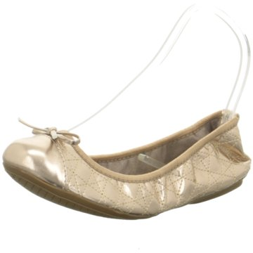 Butterfly Twists Faltbarer Ballerina gold