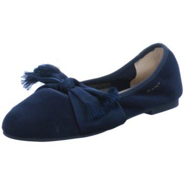 Gant Klassischer Ballerina blau