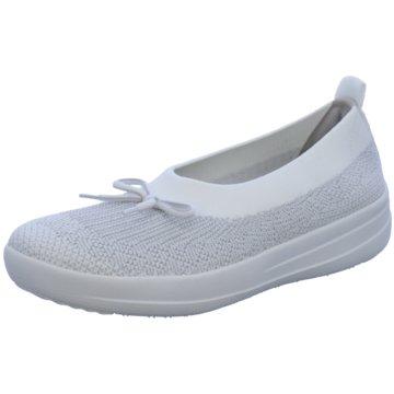 Fit Flop Komfort Slipper grau