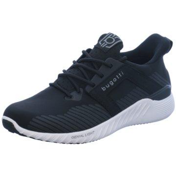 Bugatti Sneaker LowAlien schwarz