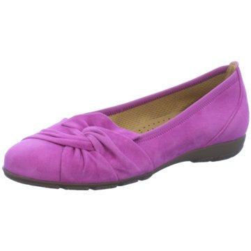 Gabor Klassischer Ballerina lila