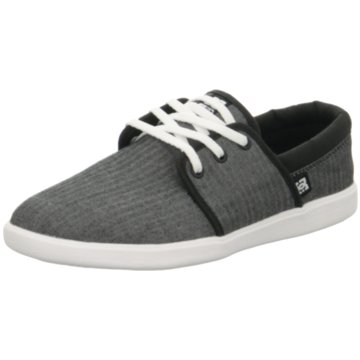 DC Shoes Sneaker Low grau