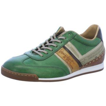 La Martina Sneaker Low grün