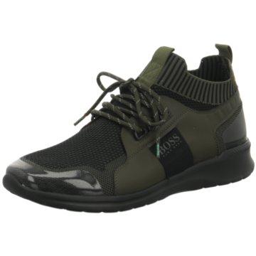 Hugo Boss Sneaker grün