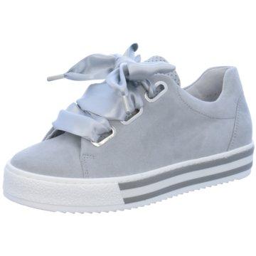 Gabor comfort Sneaker Low grau