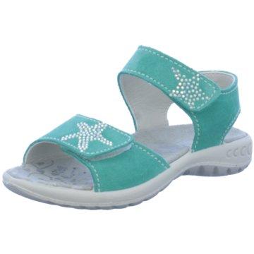Lurchi Offene Schuhe grün